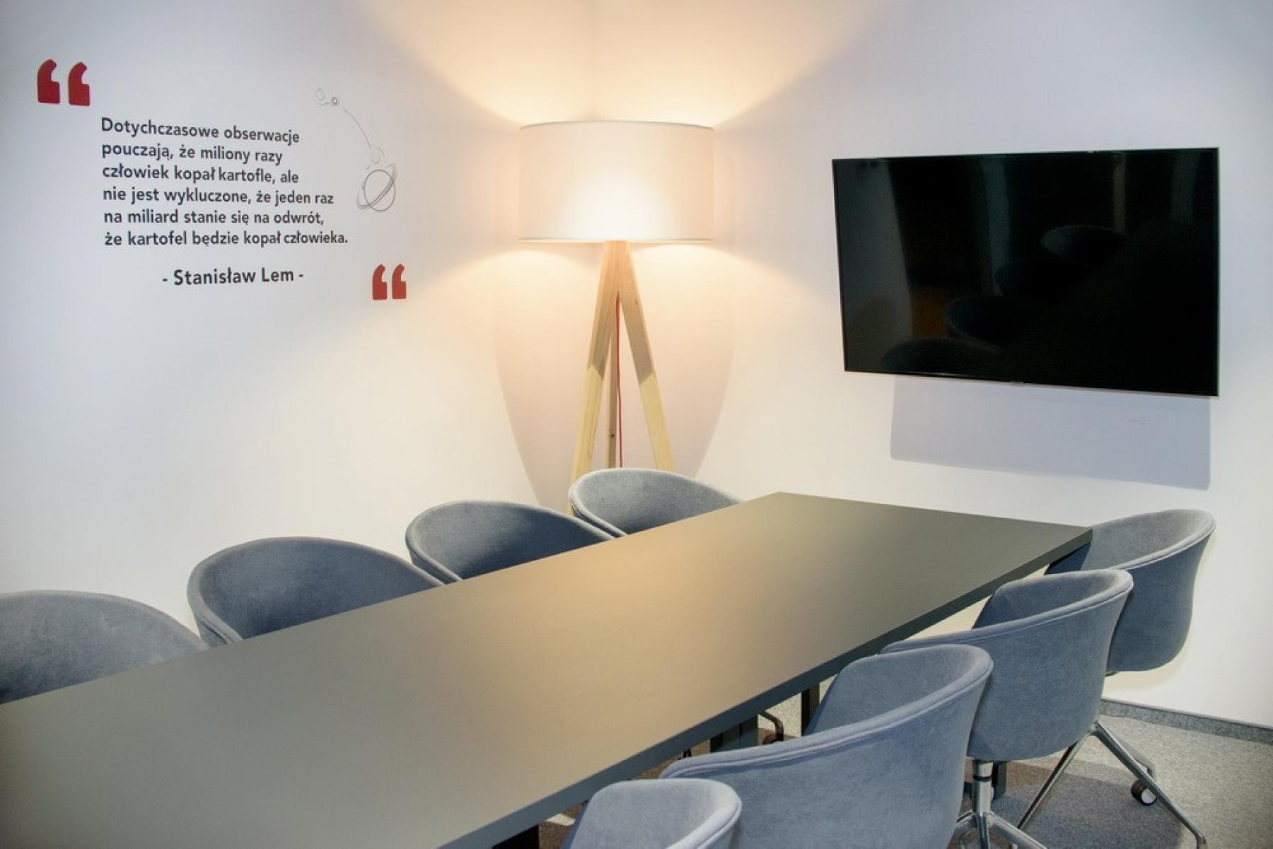 sala konferencyjna jana dekerta 24 kraków