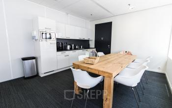 Multiple modern pantry's available