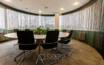 office space for rent in Leidschemdam meeting room