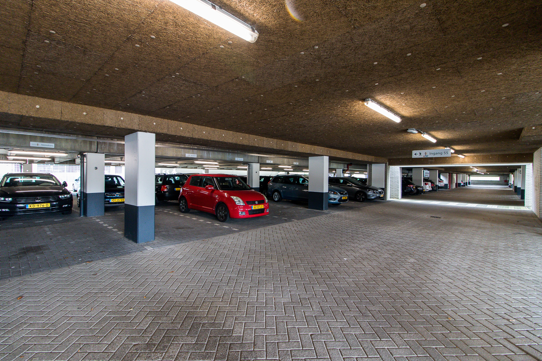 underground parking spots for rent