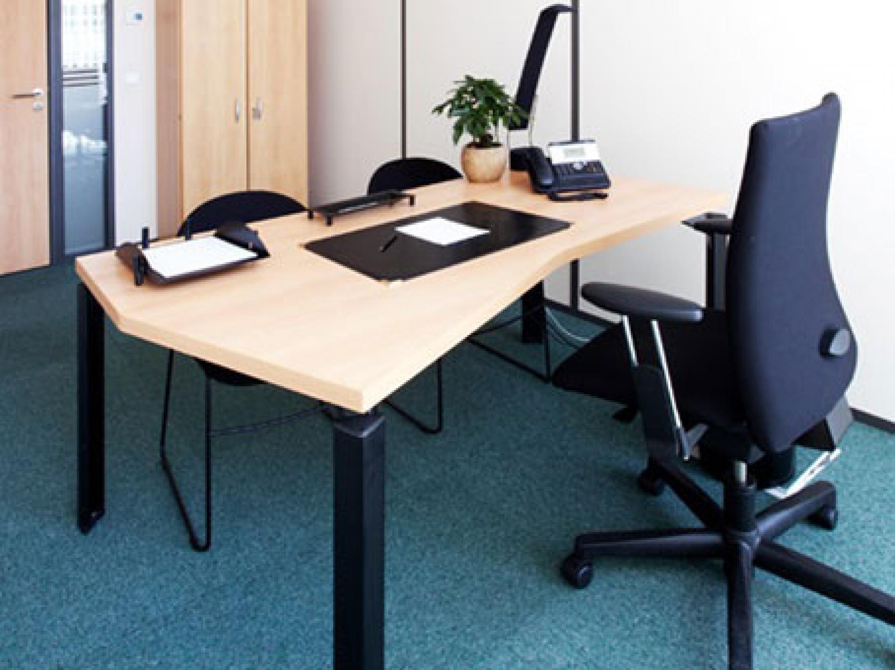 Ce bureau privatif vous offre le confort à rue de la Villette