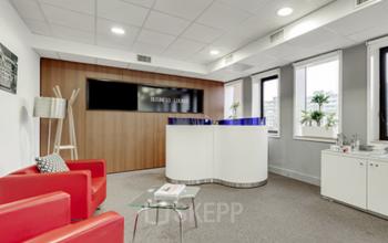 Salon d'affaires pour un moment de détente ou pour travailler en open-space à la Place Charles Béraudier