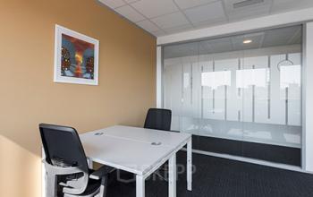 Espace de bureau privé où vous pouvez accomplir vos missions avec succès à la rue Crepet