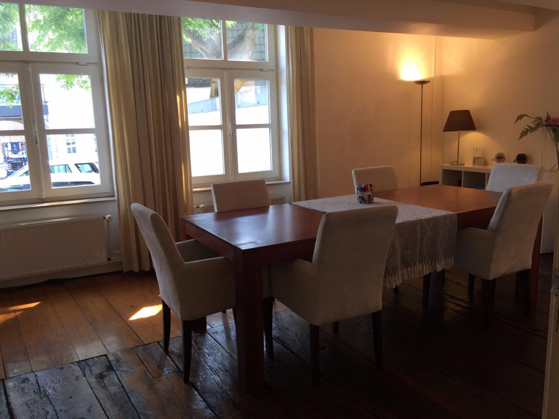 Meeting room in nice office building Maastricht