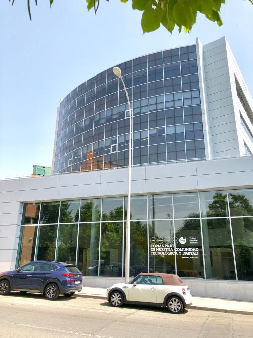 Alquilar oficinas Calle de Juan de Mariana 15, Madrid (4)