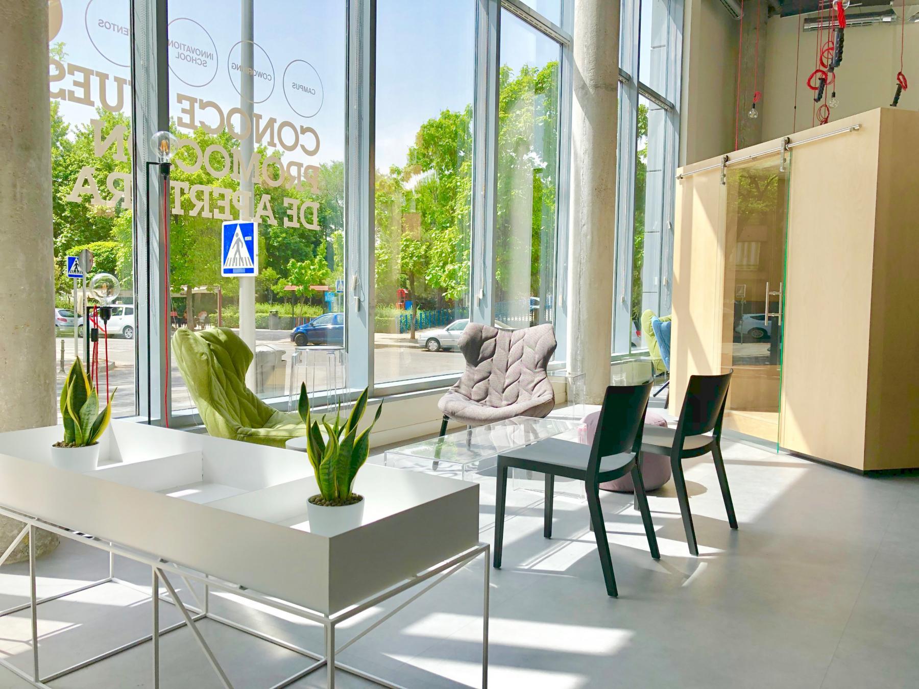 Alquilar oficinas Calle de Juan de Mariana 15, Madrid (6)