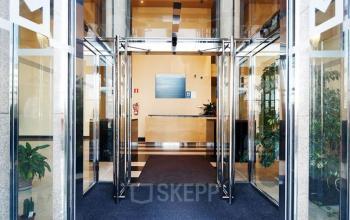 Oficinas privadas en alquiler en la Avenida de Aragón 434