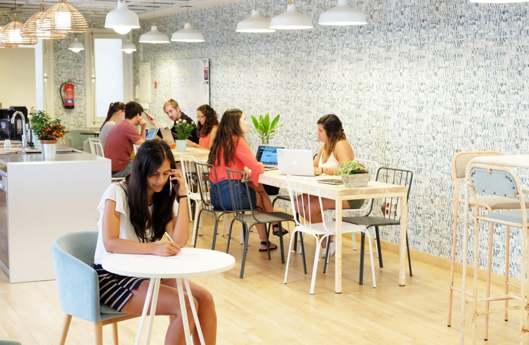 Alquilar oficinas Carrera de San Jerónimo 17, Madrid (1)
