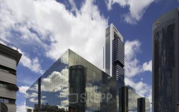 Alquilar oficinas Paseo de la Castellana 280, Madrid (2)
