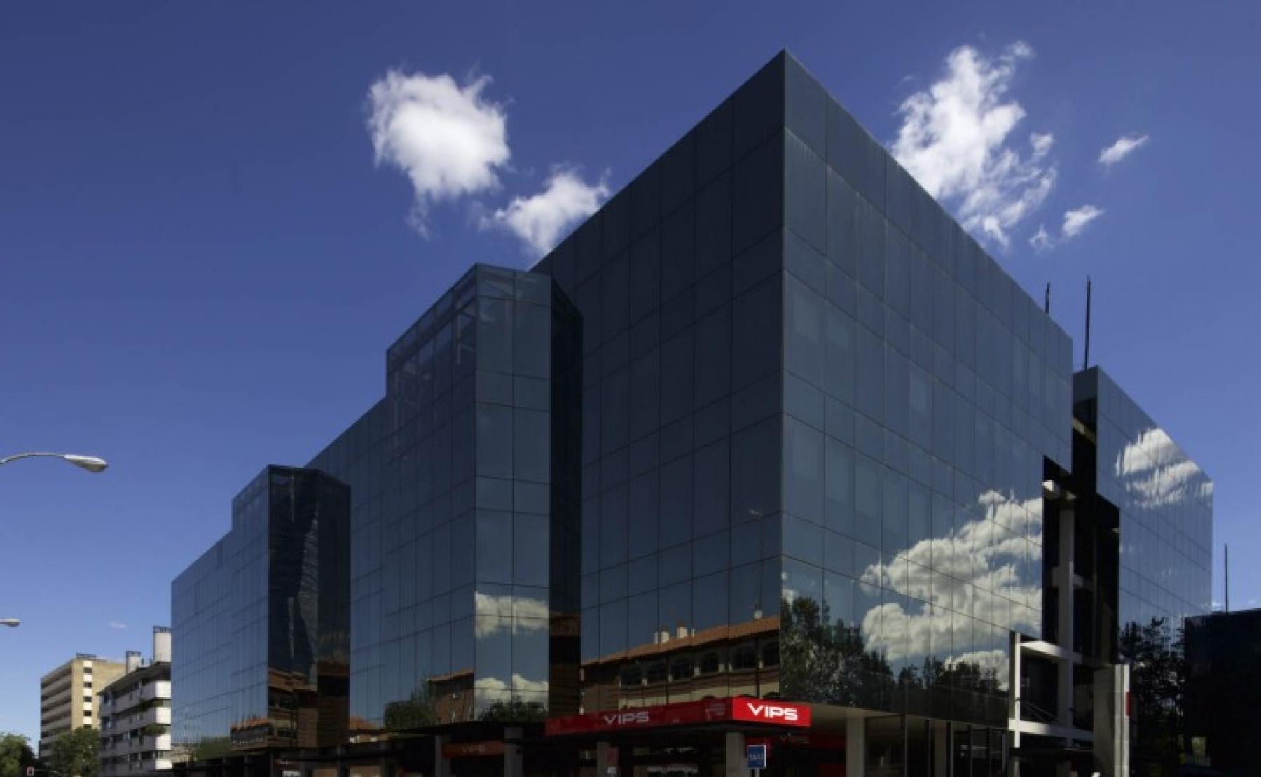 Alquilar oficinas Paseo de la Castellana 280, Madrid (1)
