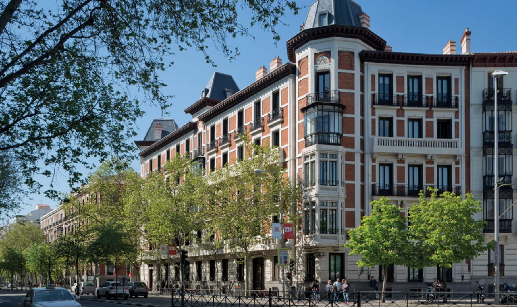 Alquilar oficinas Calle de Sagasta 31, Madrid (3)