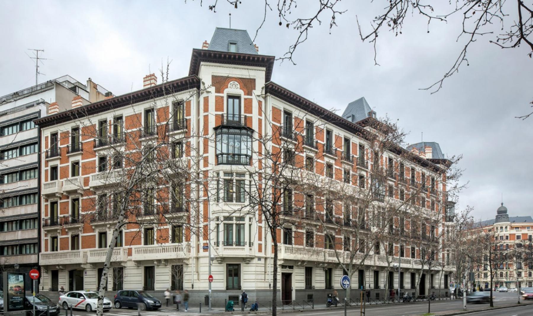 Alquilar oficinas Calle de Sagasta 31, Madrid (4)
