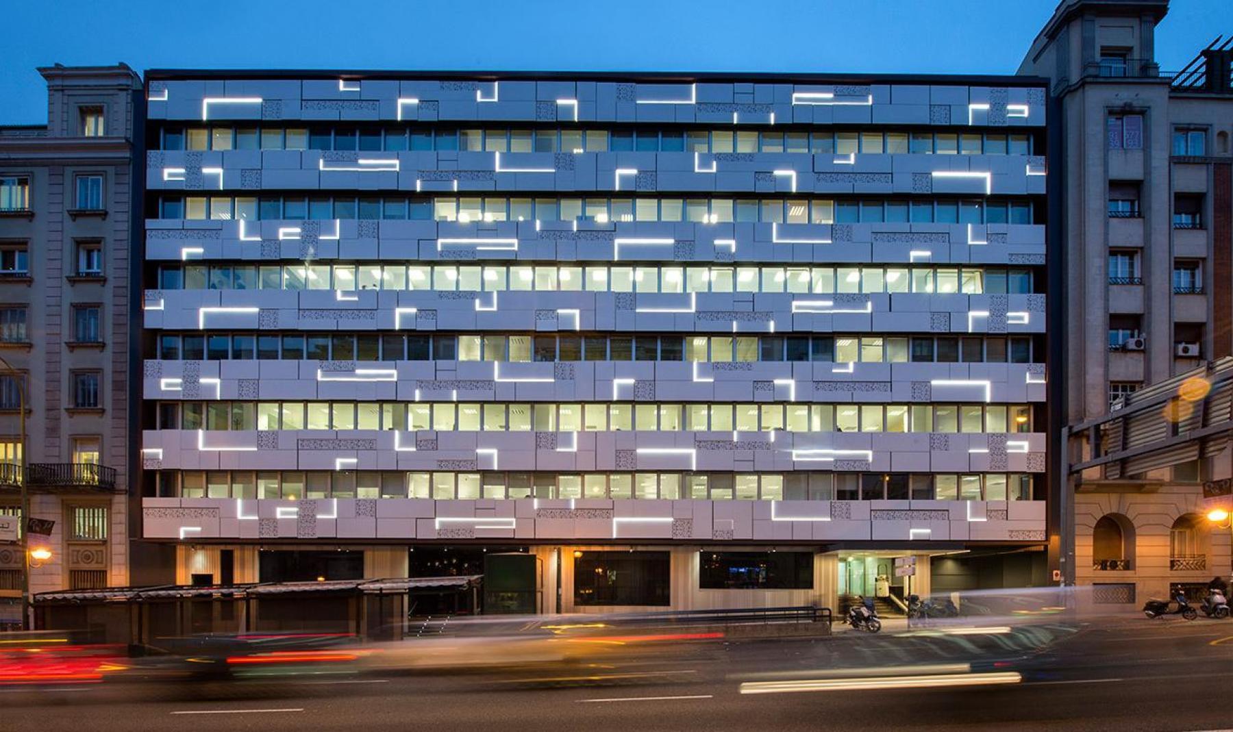 Alquilar oficinas Calle de José Abascal 56, Madrid (4)