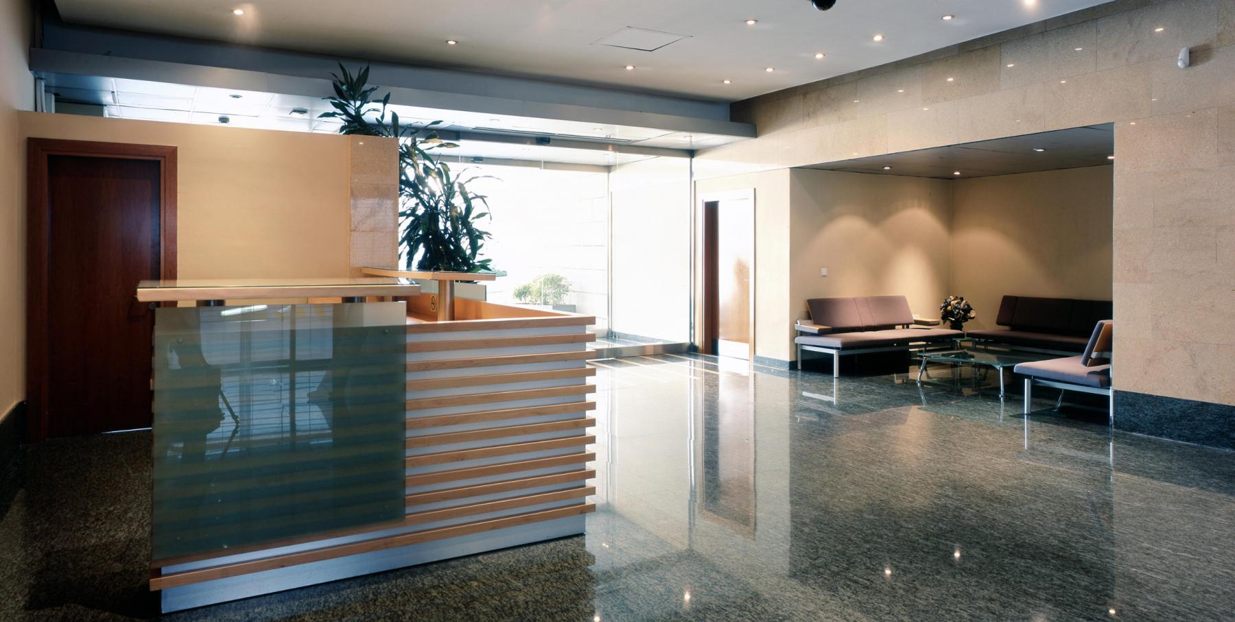 Alquilar oficinas Calle de Serrano Galvache 33, Madrid (4)