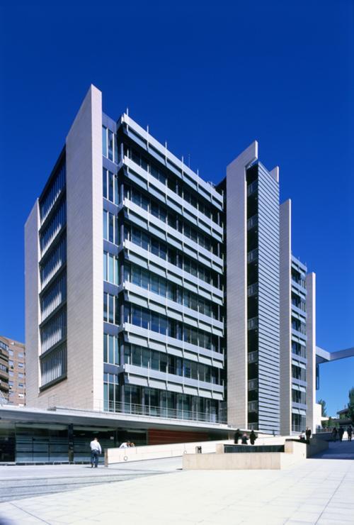 Alquilar oficinas Calle de Serrano Galvache 33, Madrid (1)