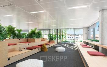 Alquilar oficinas Quintanadueñas 6, Madrid (5)