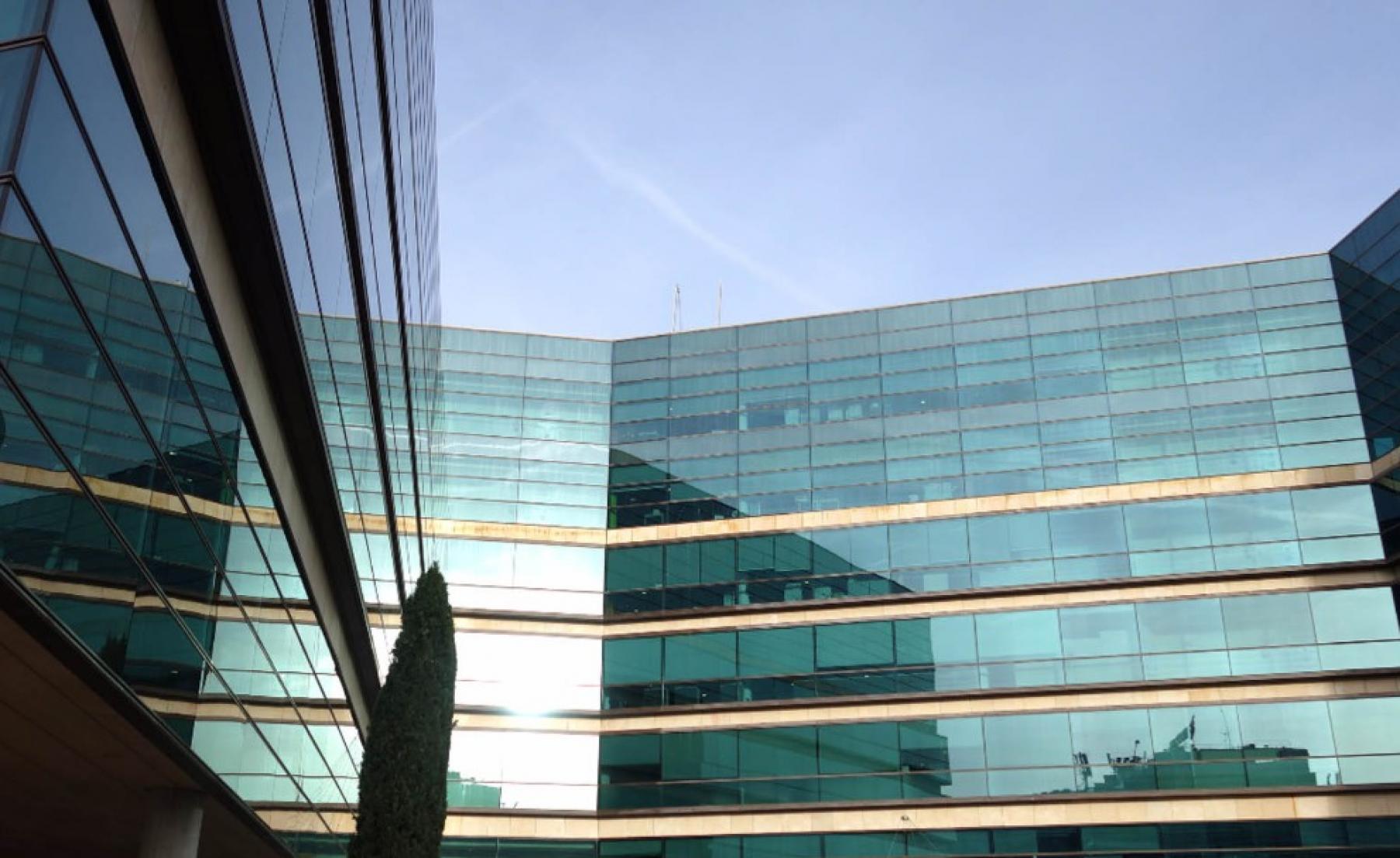 Esta puede ser tu nueva oficina en Calle Vía de los Poblados 3