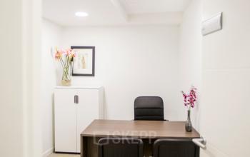 Alquilar oficinas Plaza de José Moreno Villa 2, Madrid (6)