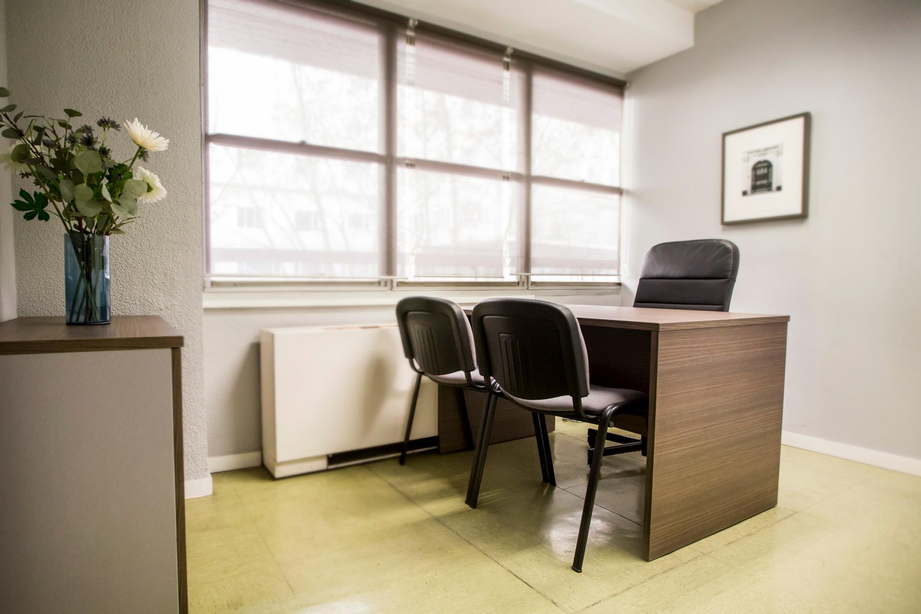 Alquilar oficinas Plaza de José Moreno Villa 2, Madrid (2)