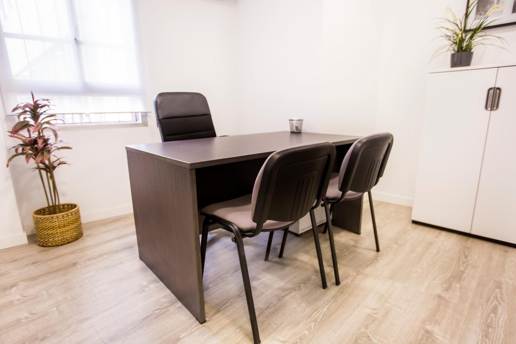 Alquilar oficinas Plaza de José Moreno Villa 2, Madrid (10)