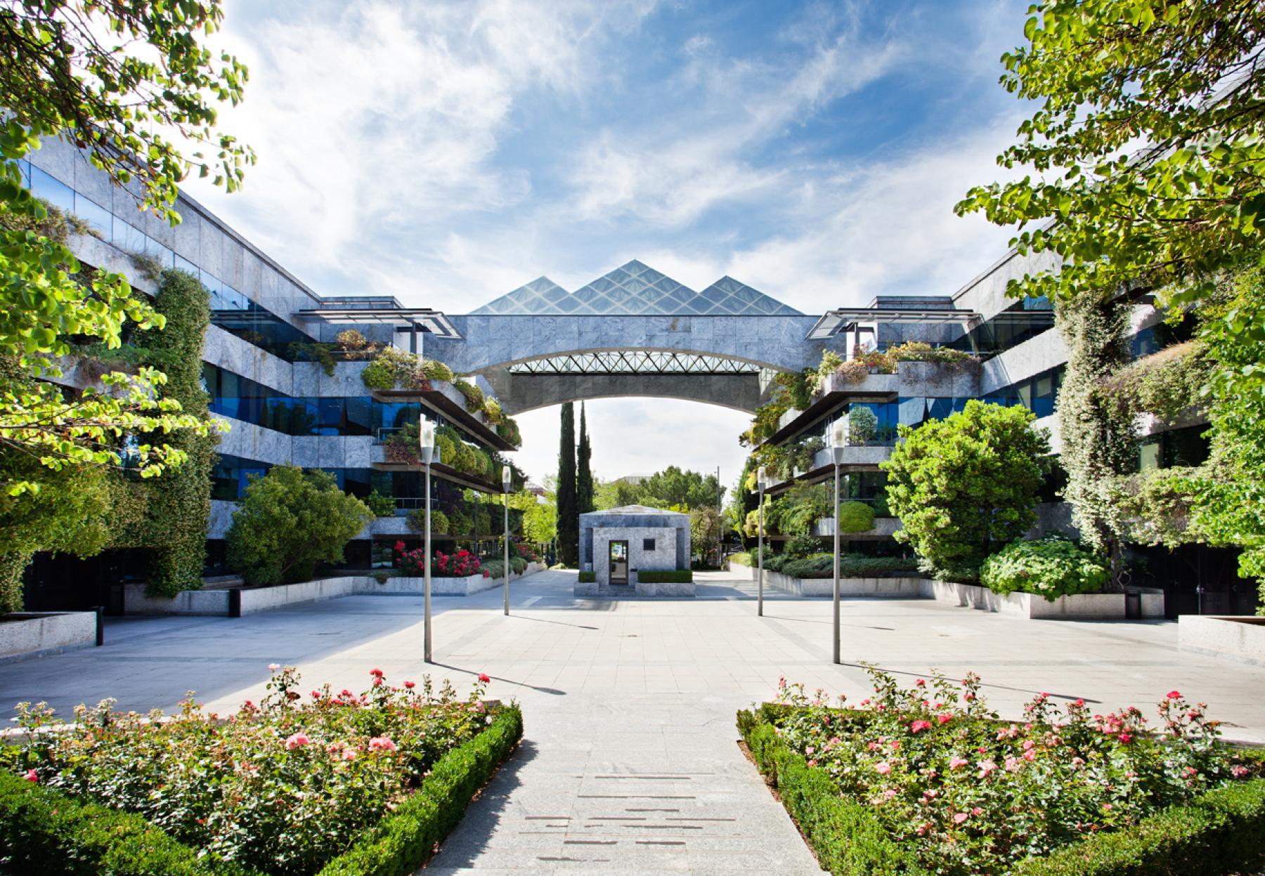 Alquilar oficinas Avenida de Europa 19-1, Pozuelo de Alarcón (1)