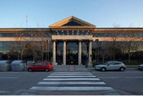 Alquilar oficinas Avenída de Europa 26, Madrid (1)