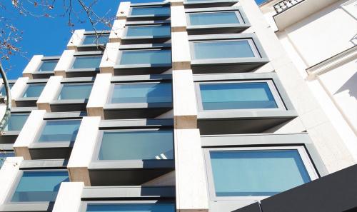 Alquilar oficinas Calle de Génova 17, Madrid (1)