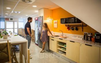 Alquilar oficinas Calle Doctor Esquerdo 114 Bis, Madrid (5)