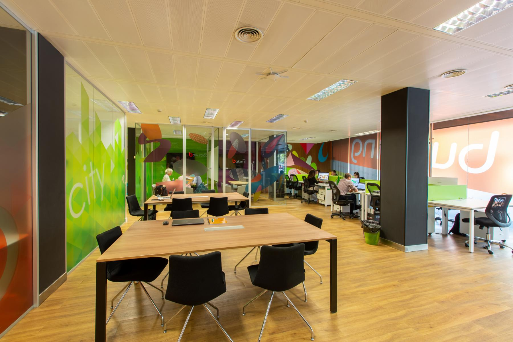 More coworking in Maria molina