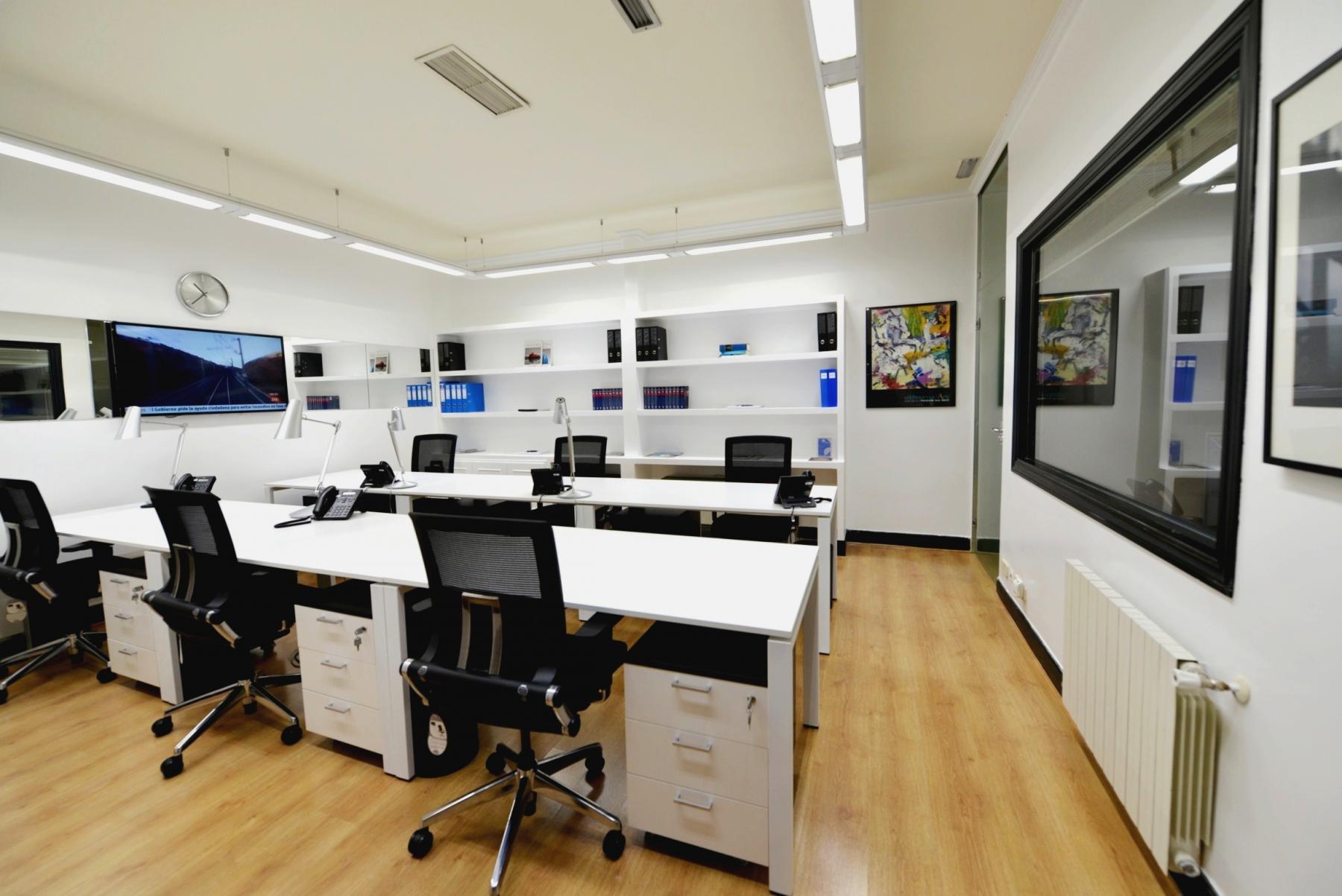 Alquilar oficinas Calle de Velázquez 94, Madrid (5)