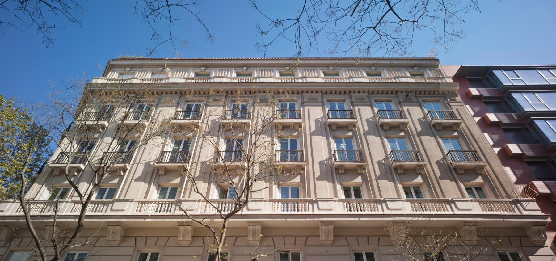 Rent office space Calle de Hermosilla 11, Madrid (3)