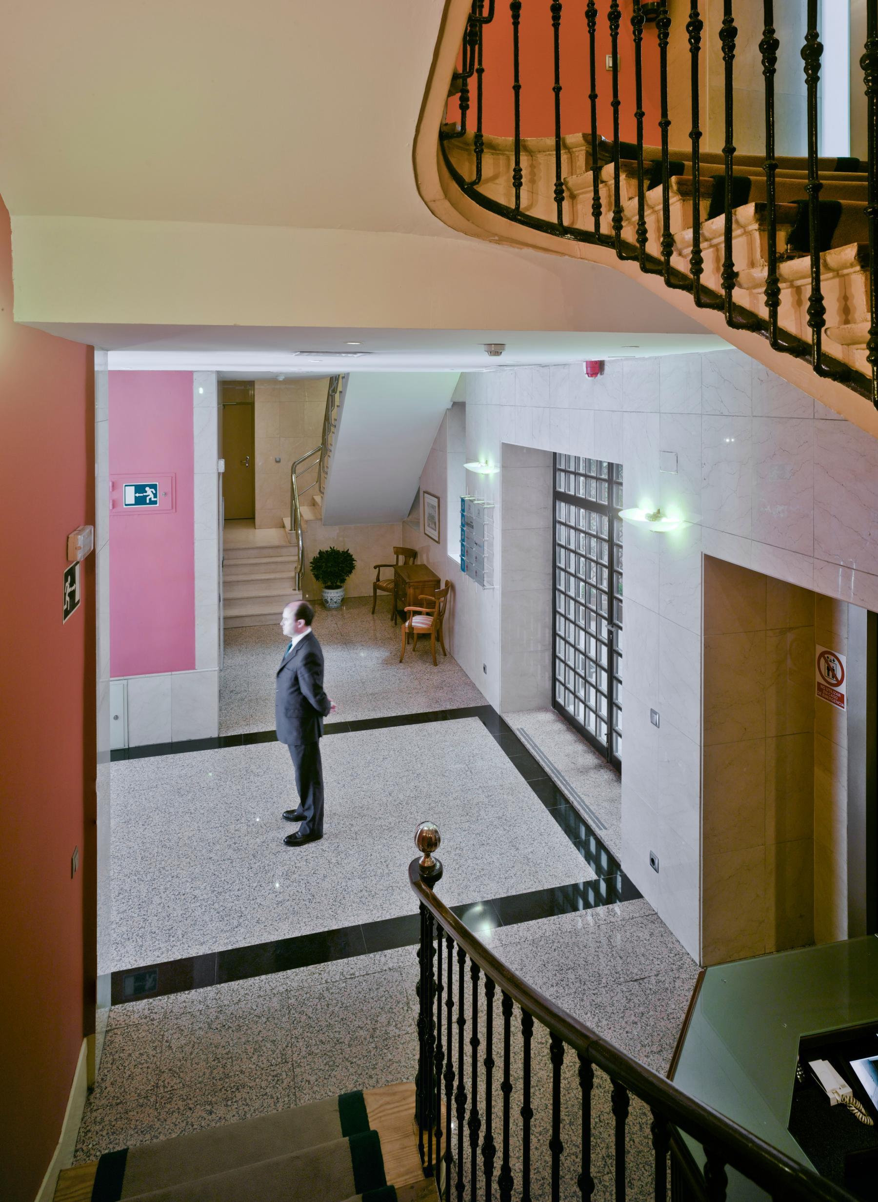 Rent office space Calle de Hermosilla 11, Madrid (4)