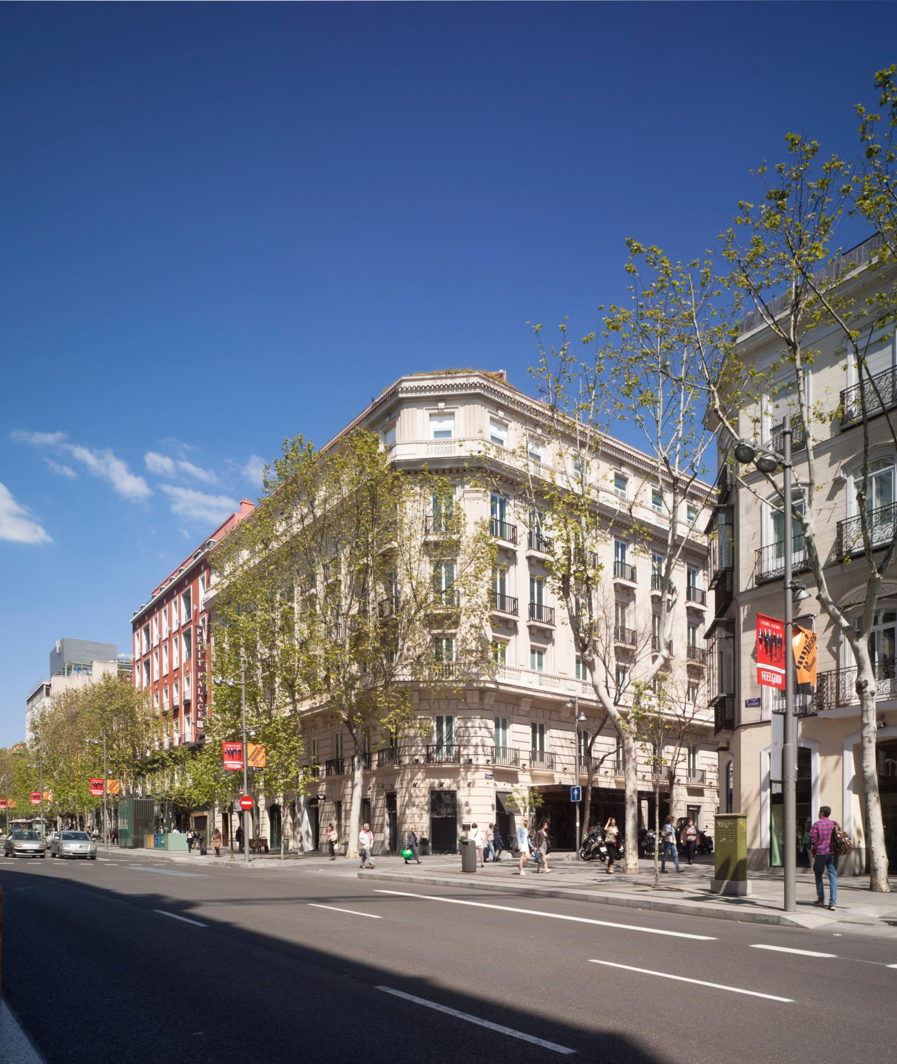 Rent office space Calle de Hermosilla 11, Madrid (2)
