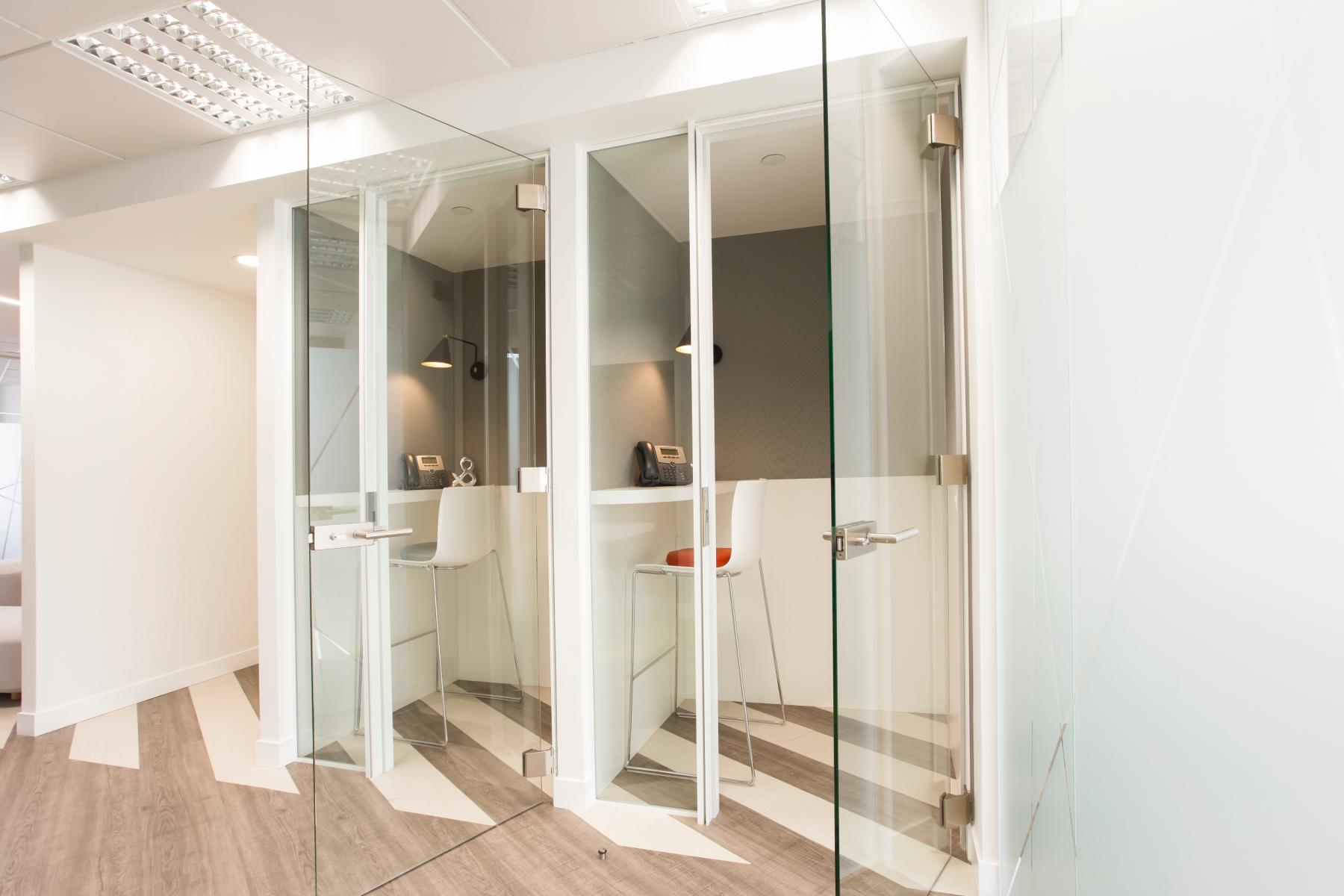 Alquilar oficinas Paseo de la Castellana 141, Madrid (1)