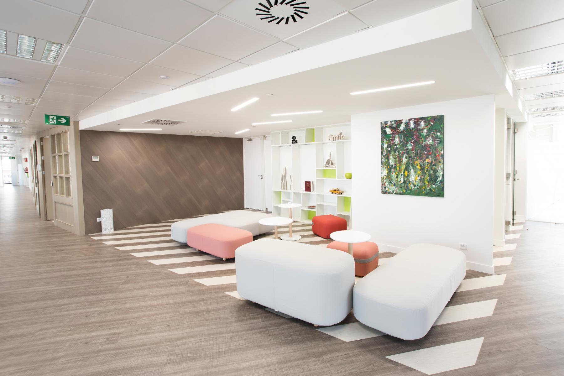 Alquilar oficinas Paseo de la Castellana 141, Madrid (2)