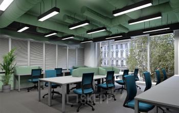 Alquilar oficinas Paseo de la Castellana 163, Madrid (1)
