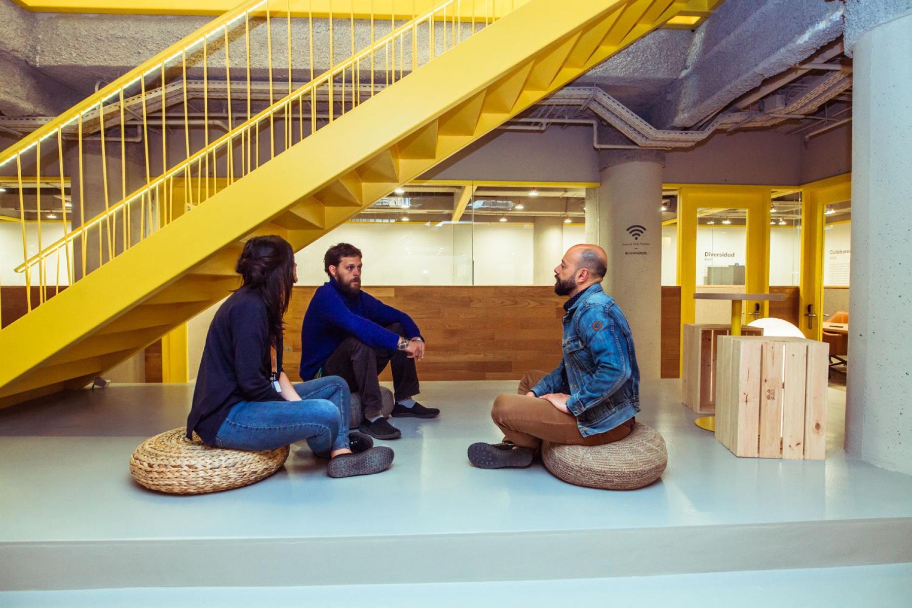 Alquilar oficinas Plaza Pablo Ruiz Picasso 1, Madrid (3)
