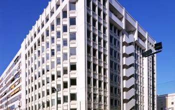 Alquilar oficinas Calle de Pedro Teixeira 8, Madrid (1)