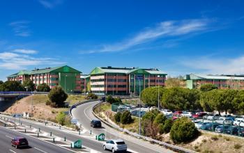 Alquilar oficinas Camino del Cerro de los Gamos 1, Madrid (2)