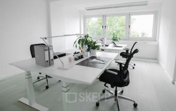 Moderner Büroraum zur Miete am Kaiserring in Mannheim