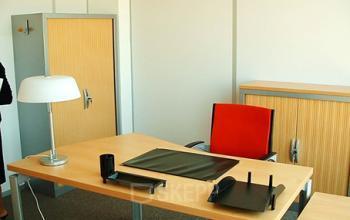 Ce bureau privé est l'endroit idéal si vous chercherez la tranquillité et la confidentialité à l'avenue du Prado