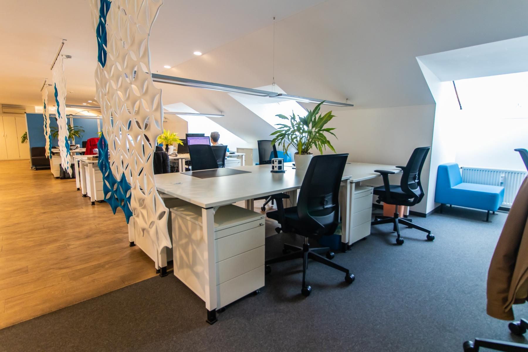Big office space for rent in Munich