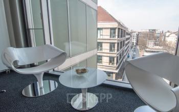 Erstklassige Business Lounge in der Immobilie in an der Josephspitalstraße in München