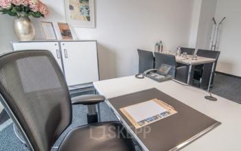 Modernes Büro mieten im Business Center in München