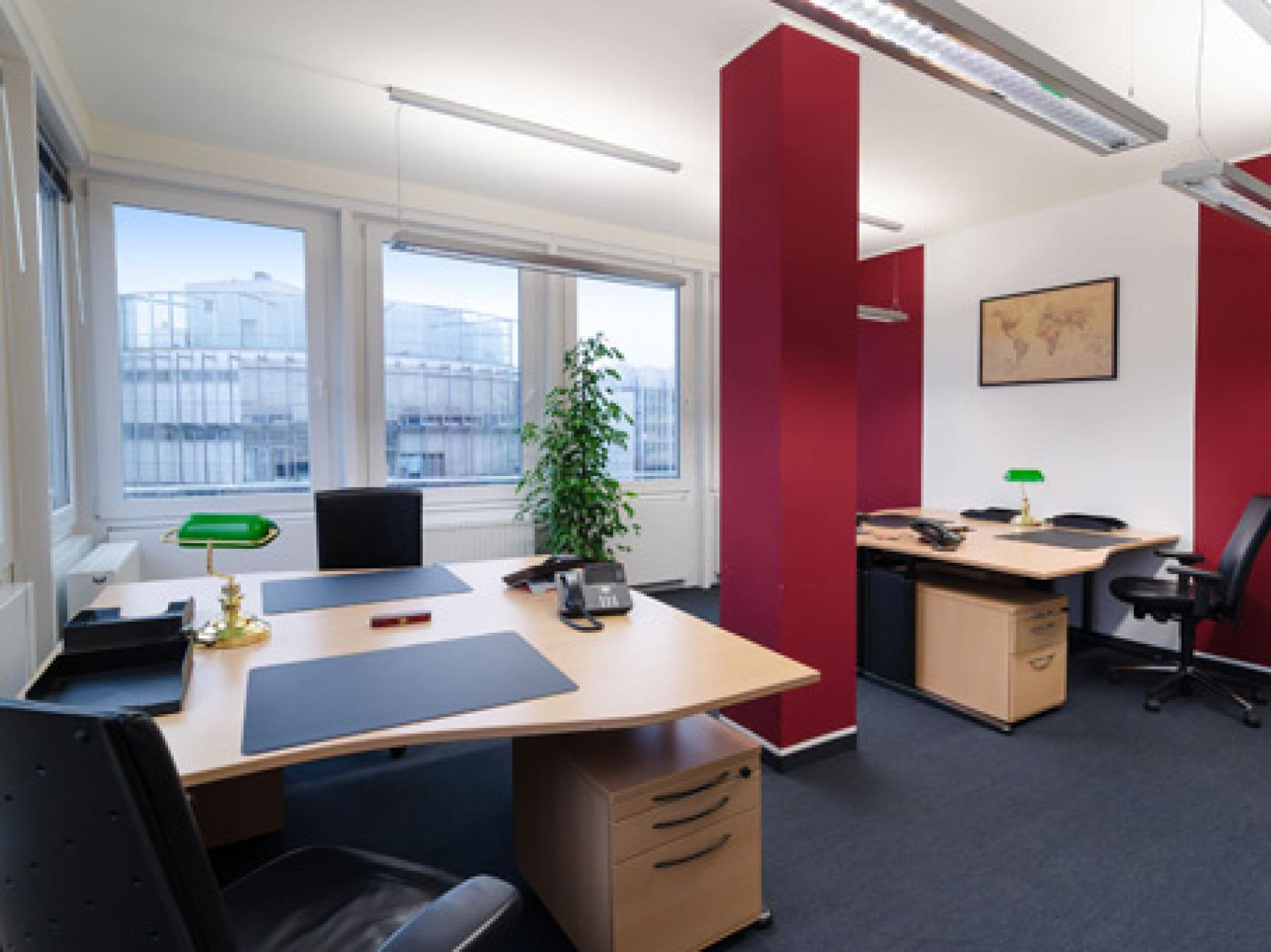 Großes Büro mieten in München