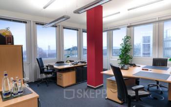 Helles Büro mieten in der Kronstadter Straße in München Bogenhausen