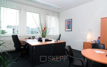 Repräsentatives Büro Mieten an der Feringastraße in München Bogenhausen