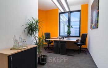 Erstklassige Bürofläche mieten im Business Center in München