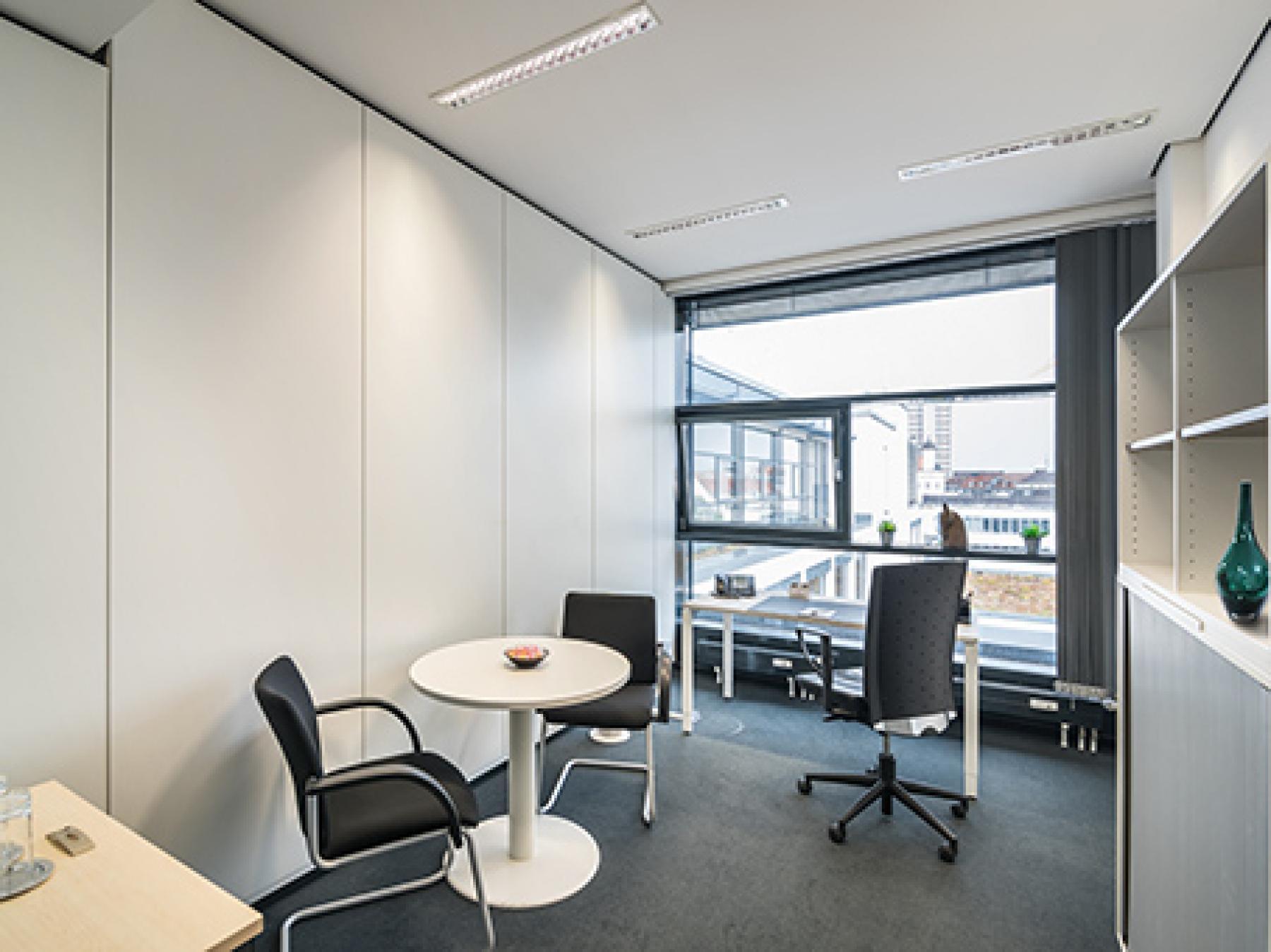 Helles Büro mieten an der Karlstraße in München