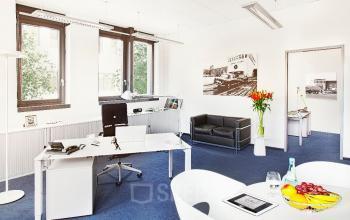 Stillvoll eingerichtete Büros mieten in München am Konrad-Zuse-Platz